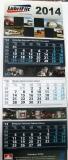 Дизайн и печат на фирмени календари
