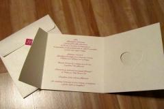 Дизайн и печат на сватбени покани