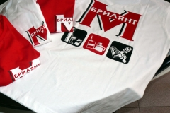 Дизайн и печат върху тениски
